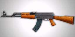 AK-47 Machinegun