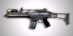 GB36s Assault Rifle